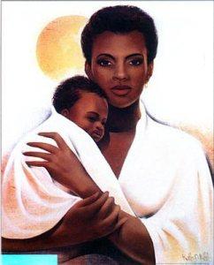 Single Black Mom 4