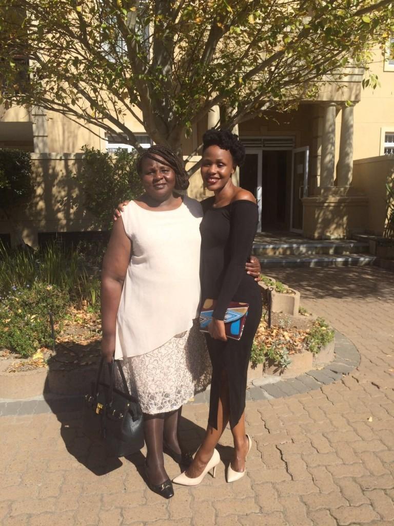 Mama and I
