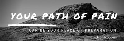 your path of pain