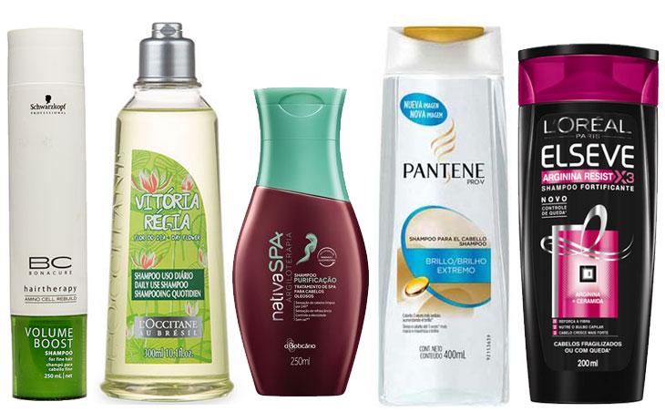 Harmful Shampoos