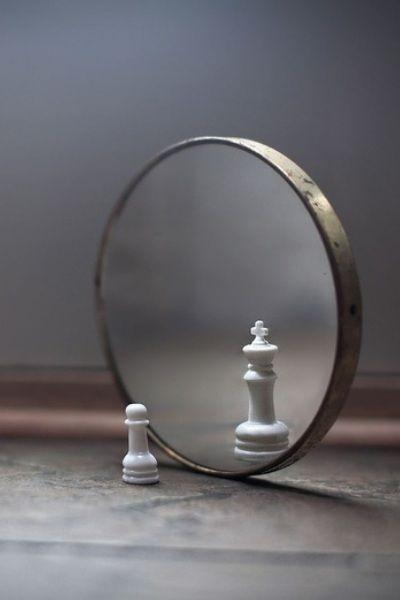 Reflection image