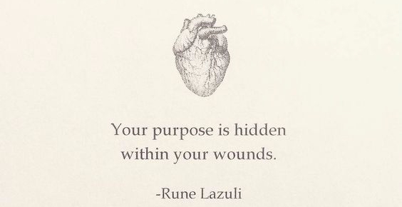 Your purpose is hidden within