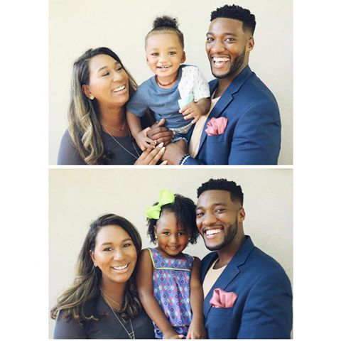 Pastor Mike and Fam