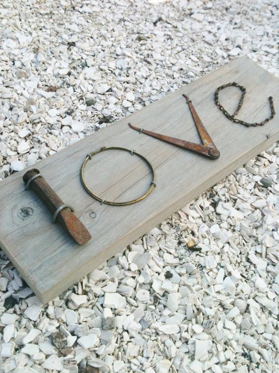 Tools for love