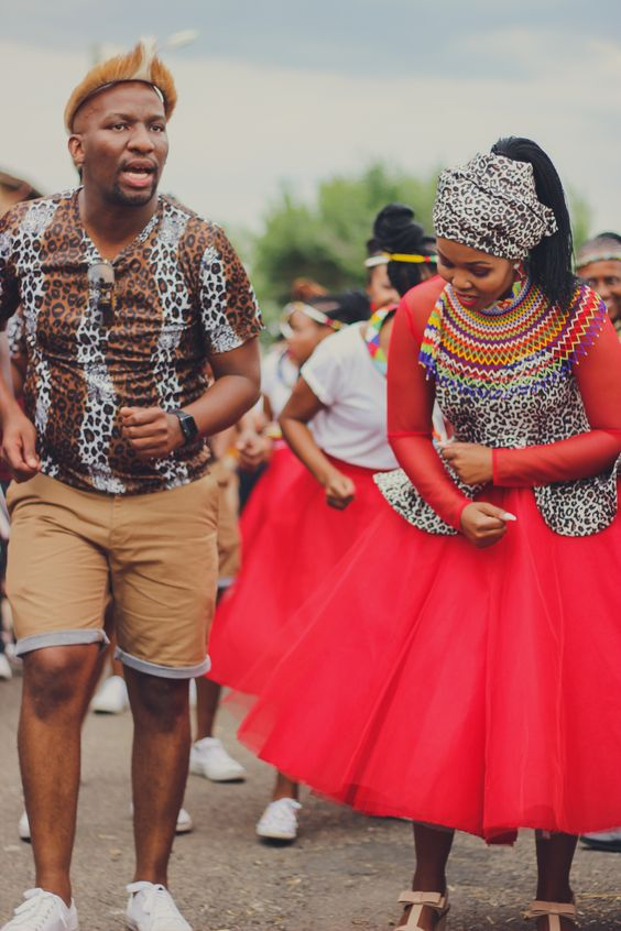 African couple 2