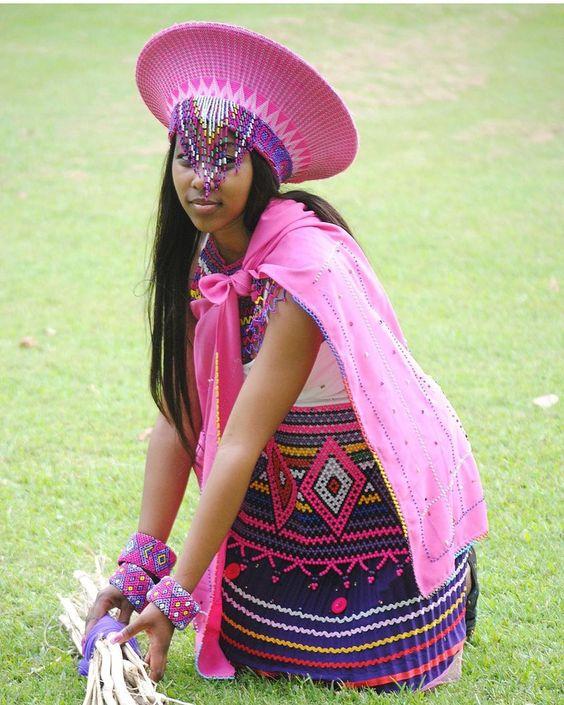Zulu Bride