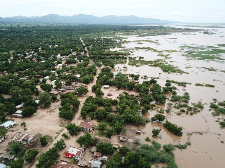 Cyclone Idai Malawi Unicef