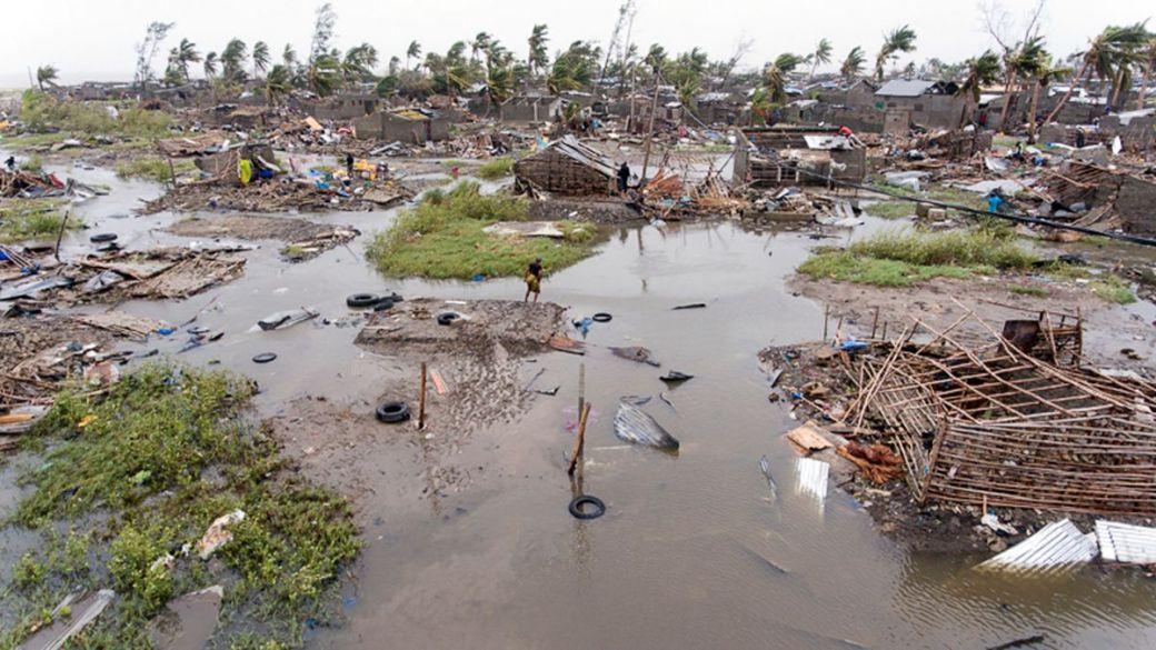 Cyclone Idai Moz CNN