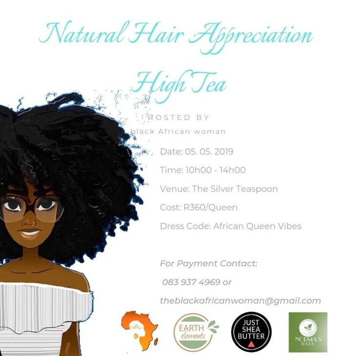 Hair Event Final Poster