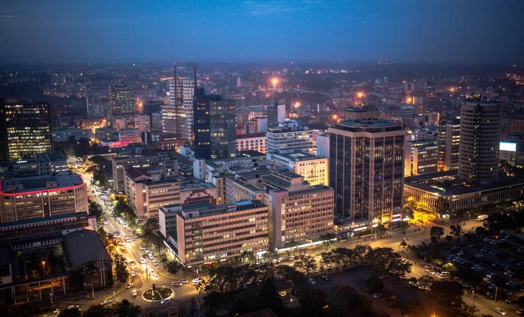 Nairobi-Night-SkylineMEAACT-Kenya-flickr